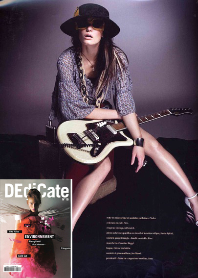 Magazine DEDICACE