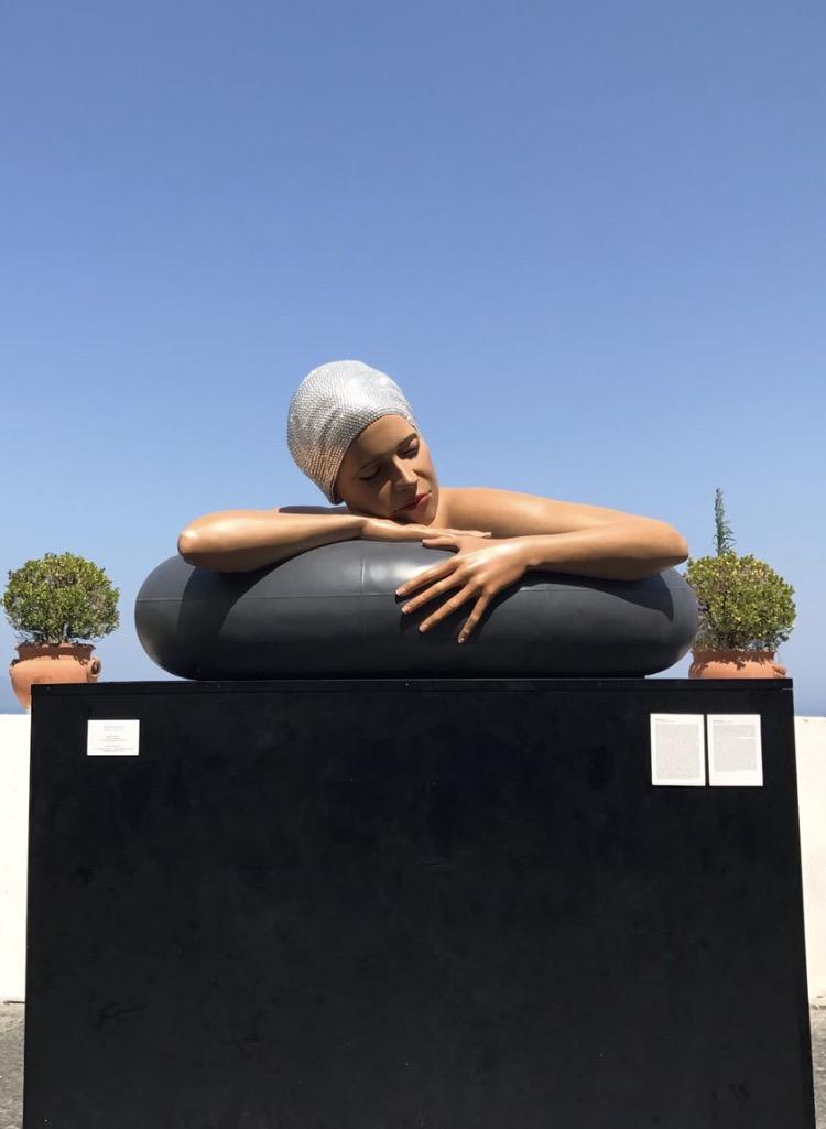 Sculpture hyperréalisme à Capris